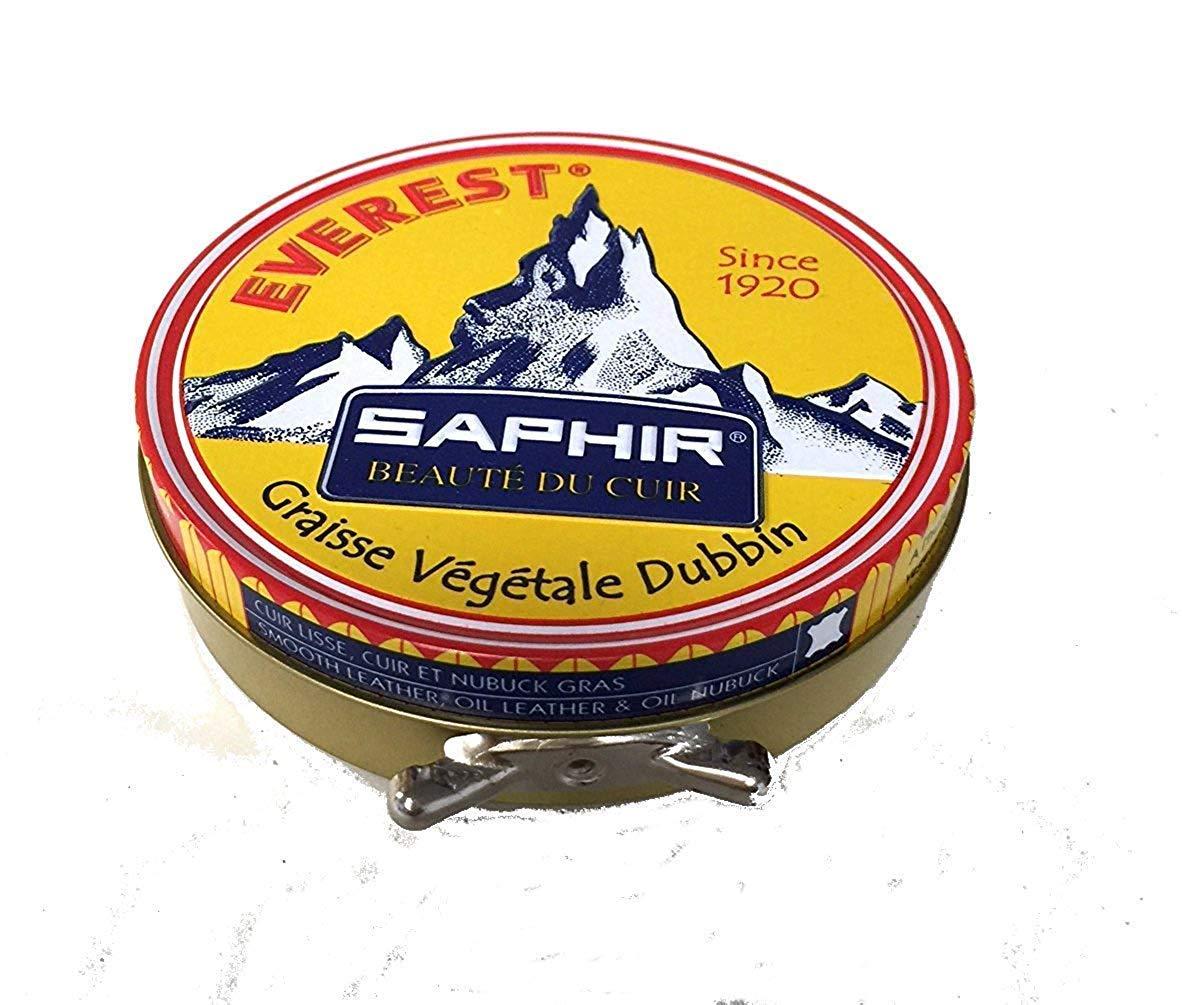 Grasa para zapatos Saphir Everest Dubbin - Aceite vegetal, n