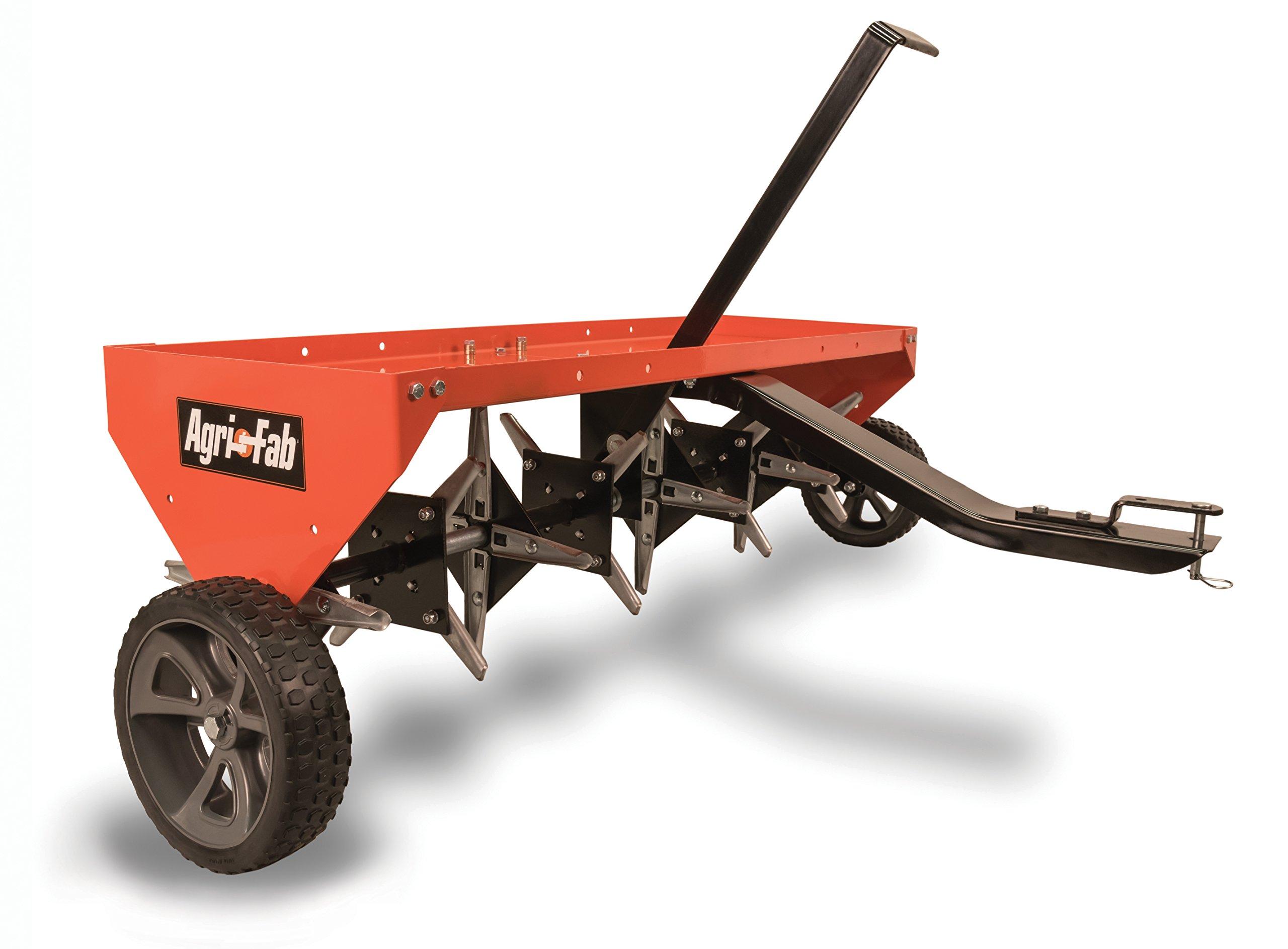 Agri-Fab 45-0299 48-Inch Tow Plug Aerator by Agri-Fab
