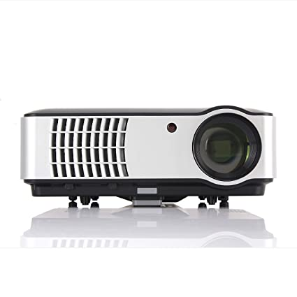 Amazon.com: Smart Android 6.0 Projector, Gzunelic 4000 ...