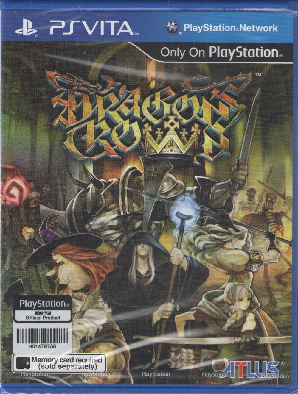 Dragon's Crown - PlayStation Vita (Asian Version)