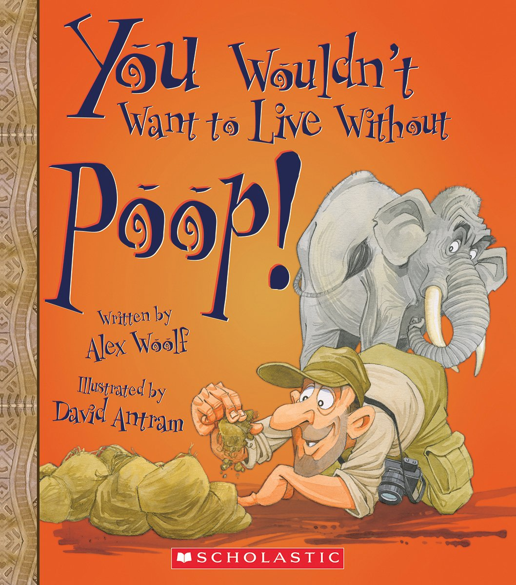 Download You Wouldn't Want to Live Without Poop! PDF