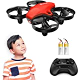 Mini Drone, Potensic Upgraded A20 RC Nano Quadcopter 2.4G 6 Axis, Altitude Hold, Headless Mode Safe and Stable Flight…