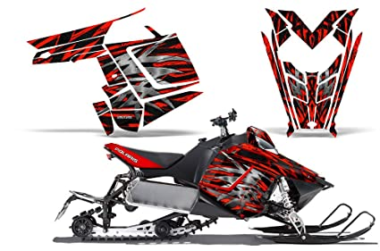 CreatorX Polaris Rush Pro Rmk 600/800 Sled Snowmobile