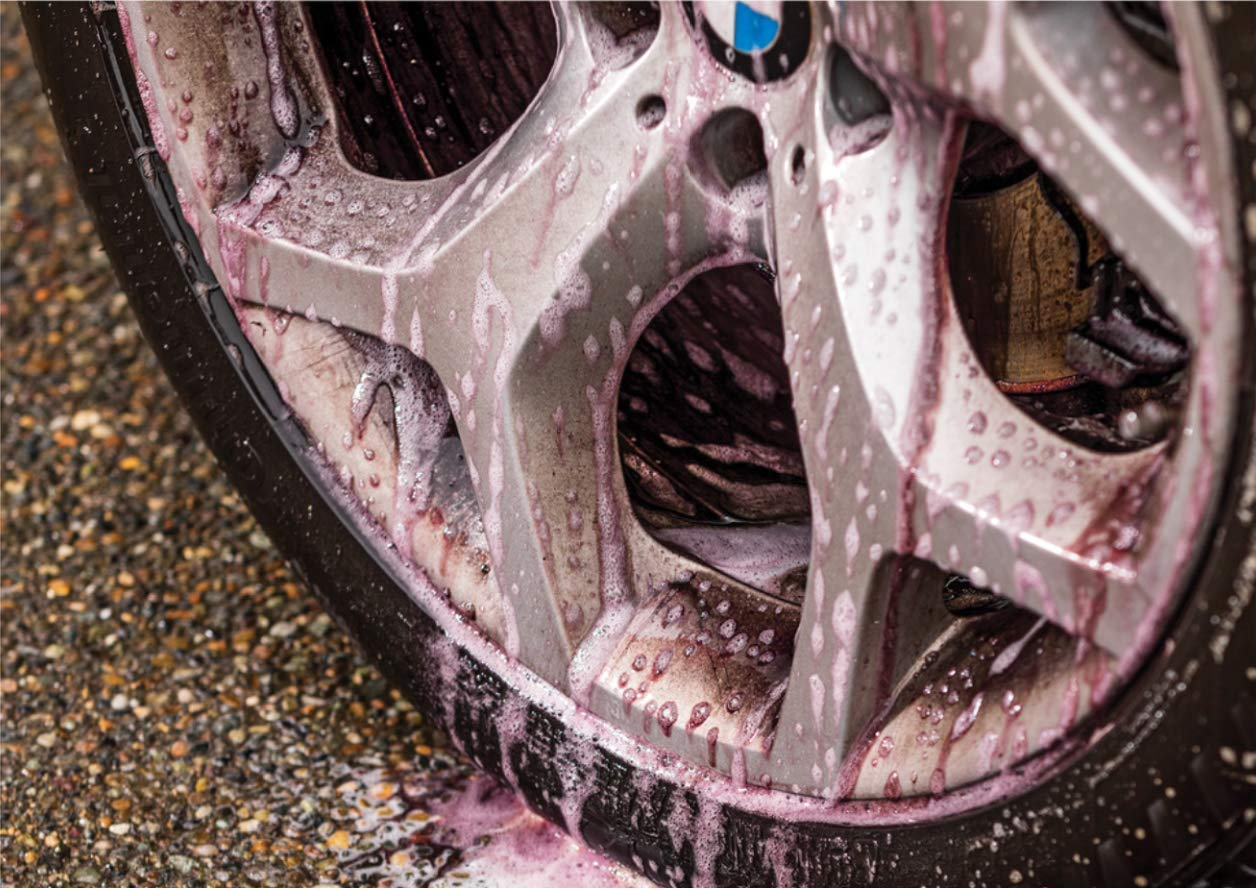 Griot's Garage 11027 Heavy Duty Wheel Cleaner Gallon by Griot's Garage (Image #4)