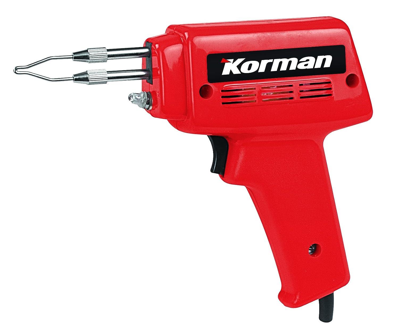 Korman 500224 - Pistola de soldar (100 W, 230 V)