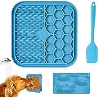 Dog Cat Lick Pad, Proxima Direct Dog Lick Mat with Super Suction, Pet Slow Treat Dispensing Mat, Alternative Slow Feeder…
