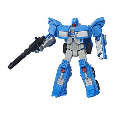 Transformers Generations Combiner Wars Legends Class Autobot Pipes Figure: Toys & Games