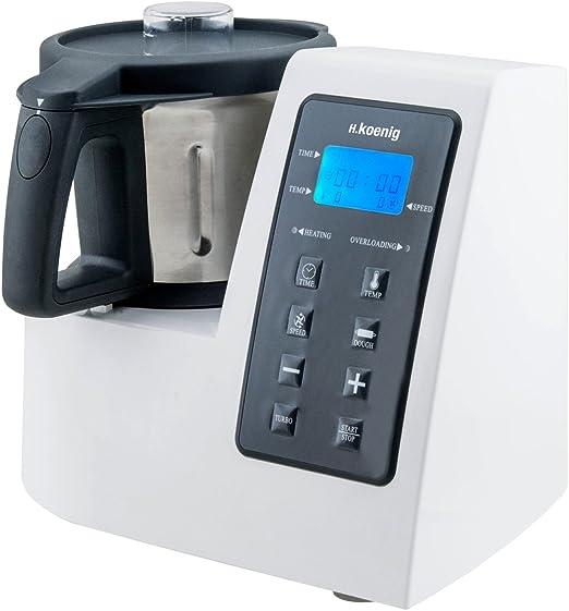 H.Koenig Robot Culinaire procesador de alimentos | Procesadora de ...
