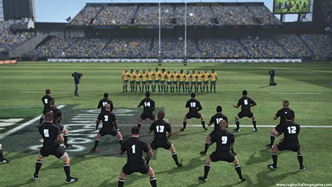 Alternative Software Jonah Lomu Rugby Challenge, PS3 - Juego (PS3 ...