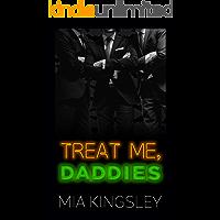 Treat Me, Daddies (Halloween Daddies 4)