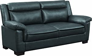 Coaster 506591-CO Fabric Sofa, Grey Finish