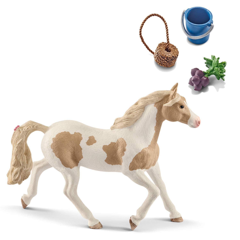 42196 Pferdefutter Schleich 13885 Paint Horse Wallach