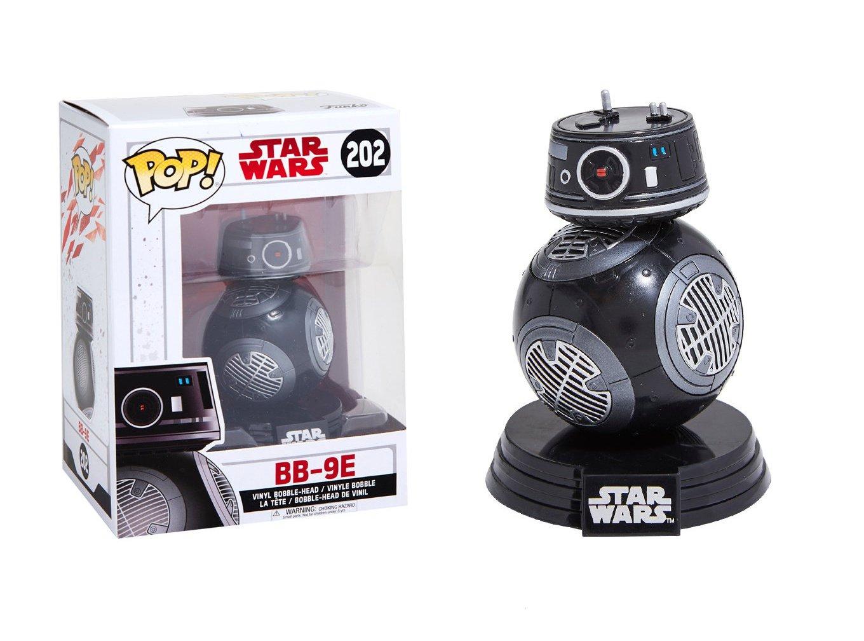BB-8 Bobble Star Wars Funko POP E8 TLJ