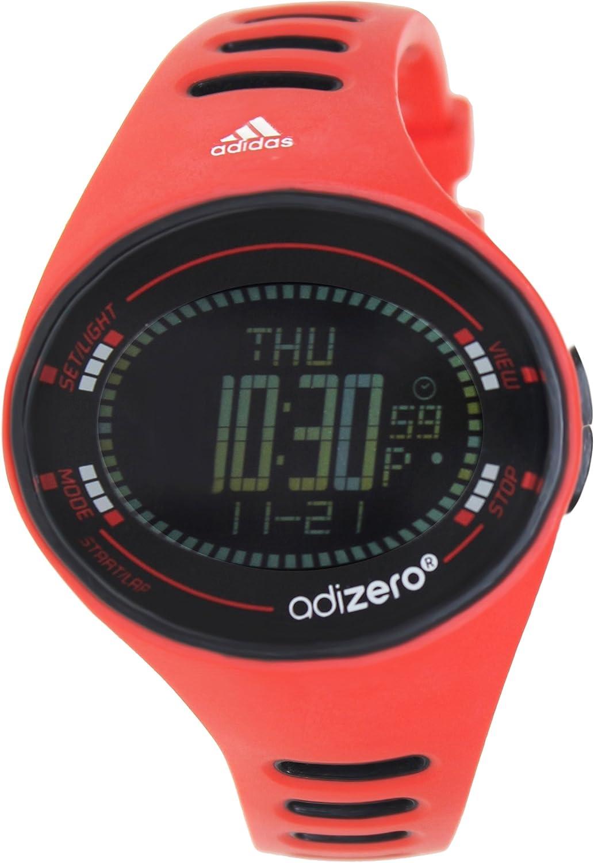 Pasado Gimnasta tabaco  Relojes Hombre adidas Performance ADIDAS Adizero: Adidas: Watches -  Amazon.com