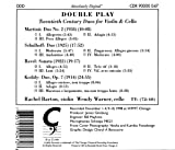 Double Play Great Duos for Violin & Cello
