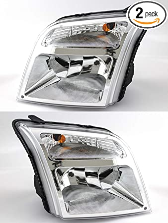 6 inch 2011 Jeep WRANGLER-RHD Post mount spotlight 100W Halogen Driver side WITH install kit -Chrome