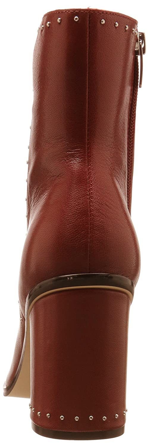 Marc Fisher Women's Piazza Ankle Boot B0725N52GR 7.5 B(M) US|Red