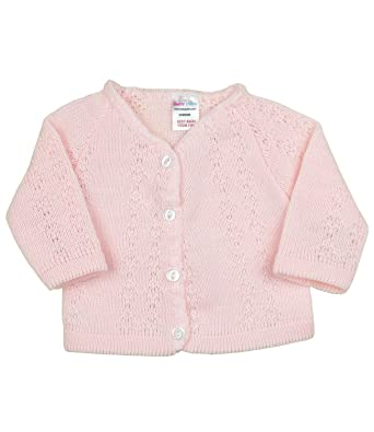 d190f1cd3f38 Babyprem Baby Cardigan Jacket Boy Girl Buttons Soft Knitted Newborn ...