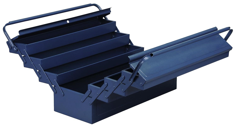 Allit Caisse à outils en métal, 1pièce, bleu, 490613 1pièce Allit AG Kunststofftechnik