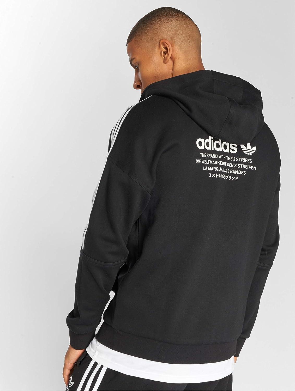 adidas Originals Sport Herren NMD Hoodie DH2255 659875 Black