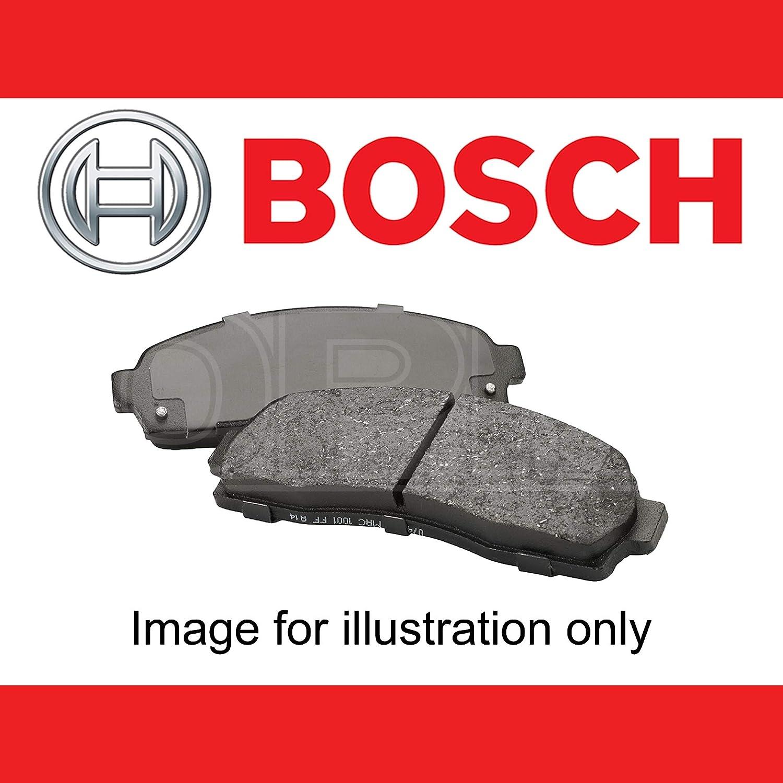 BOSCH Bremsbelagsatz f/ür Scheibenbremse 0 986 461 145