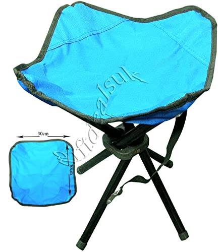 Folding Portable Pocket Chair With Carry Pouch Amazon Co