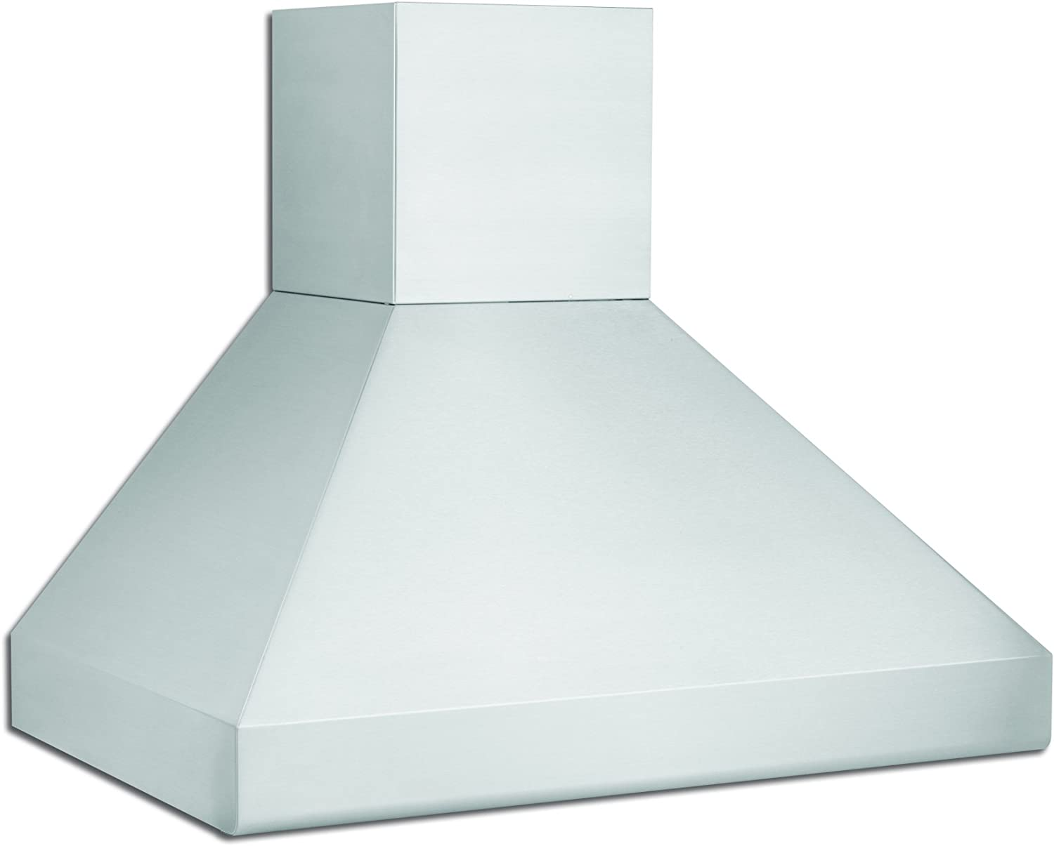 Vent-A-Hood NEPH18-236 SS 600 CFM Euro-Style Wall Mount Range Hood, SS/36, Stainless Steel