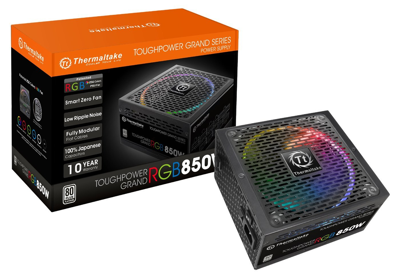 Thermaltake Toughpower DPS Grand 850W
