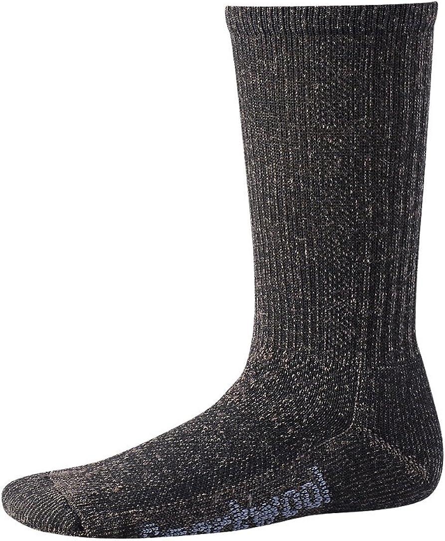 Smartwool Kids' Hike Ultra Light Crew Socks (Chestnut) Medium