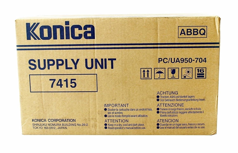Amazoncom Konica 7415 Toner Developer Drum Unit 7000 Page