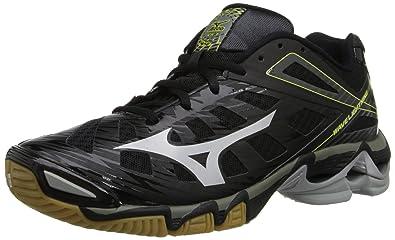 Mizuno Women's Wave Lightning RX3 Volley Ball Shoe,Black