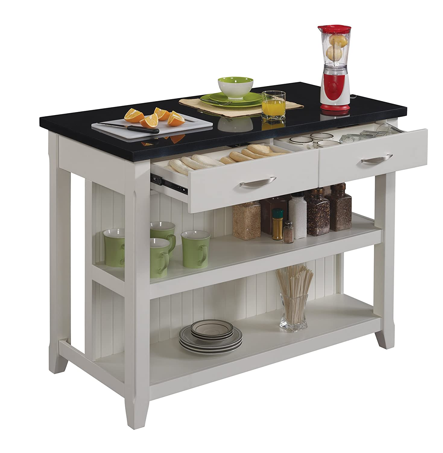 Amazon Bell O KI 48 T401 The Server Kitchen Island with