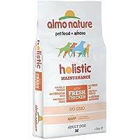 Almo Nature holistic dog adult medium mangime secco gusto pollo e riso kg.12