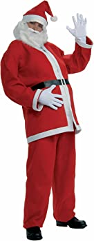 Forum Novelties Simply Santa Costume