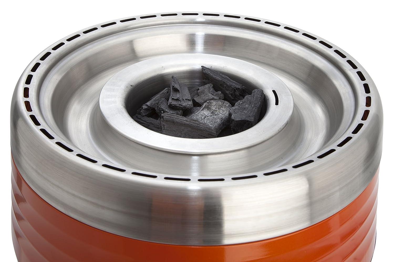 Vulcano Carbón vegetal Barbacoa – Naranja de de de cfd2c6