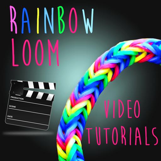 amazoncom rainbow loom video tutorials top rubber band