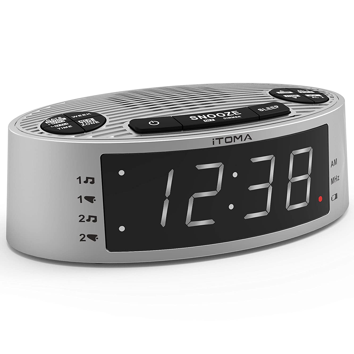 Top 9 Best Sounding Clock Radio On The Market - Buyer's Guide 35