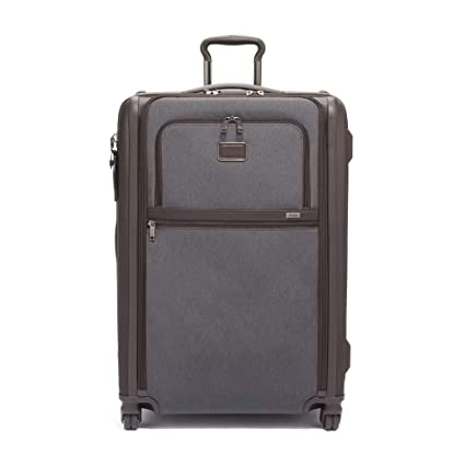 002e2a79a430 TUMI - Alpha 3 Medium Trip Expandable 4 Wheeled Packing Case Suitcase -  Rolling Luggage for Men and Women - Anthracite