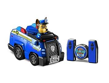 Patrulla Canina Chase coche policía radio control