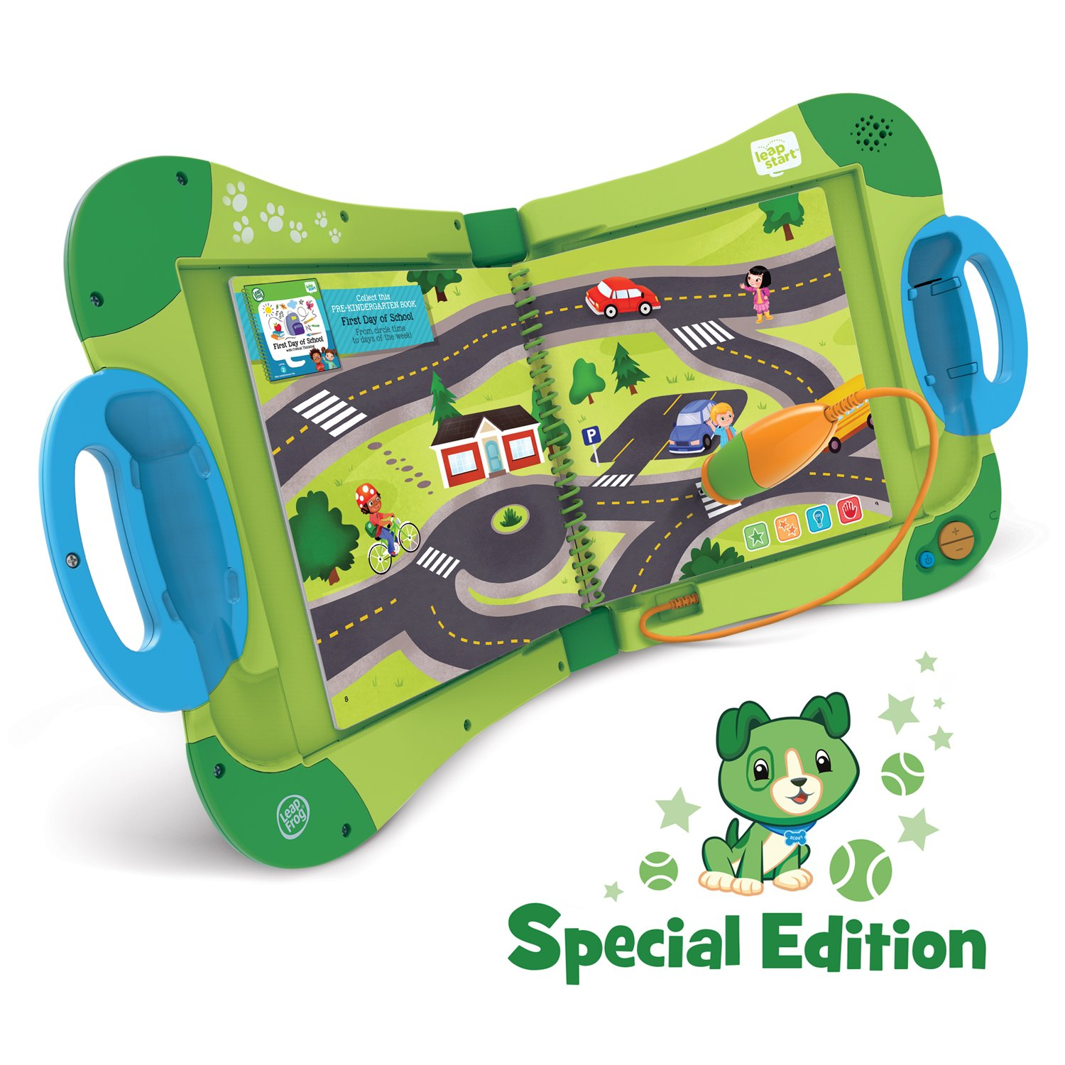 LeapFrog LeapStart Interactive Learning System Preschool and Pre-Kindergarten My Pal Scout by LeapFrog (Image #1)