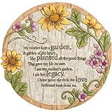 Evergreen Enterprises EG844410 Mother's Garden Garden Stone (Set of 1)