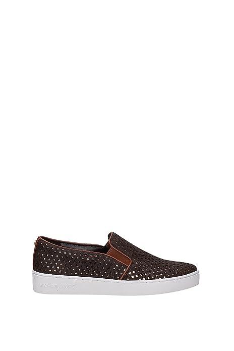 Michael Kors Zapatillas Sin Cordones Mujer - PVC (43R8KTFP2B) EU: Amazon.es: Zapatos y complementos