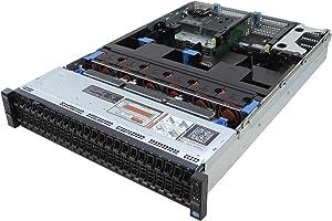 Mid-Level TechMikeNY Server 2X 2.20Ghz E5-2660 8C 32GB PowerEdge R720xd (Renewed)