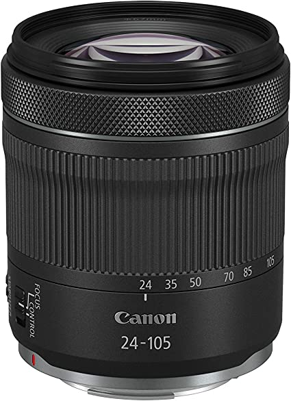Canon Lens Rf 24 105 Mm F4 7 1 Is Stm Zoom Lens For Eos Camera Photo