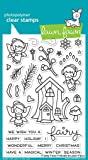 Lawn Fawn Clear Stamps - LF1224 Frosty Fairy Friends