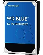 """WD Blue 2TB PC Hard Drive - 5400 RPM Class, SATA 6 Gb/s, 256 MB Cache, 3.5"""" - WD20EZAZ"""