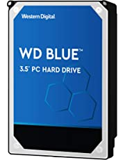 WD Blue 2TB  Desktop Hard Disk Drive - 5400 RPM SATA 6 Gb/s 64MB Cache 3.5 Inch