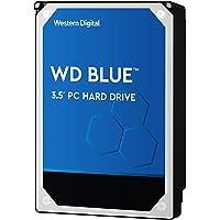 WD Blue 2TB Desktop Hard Disk Drive - 5400 RPM SATA 6 Gb/s 64MB Cache 3.5 Inch - WD20EZRZ