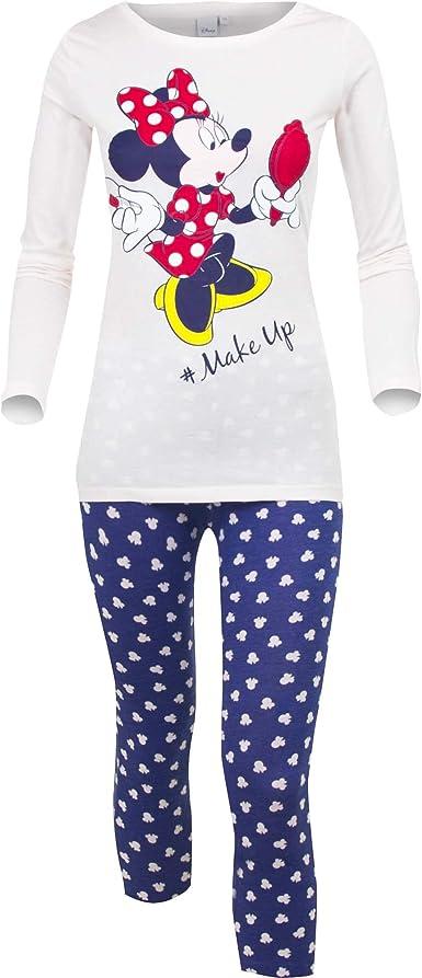 Disney - Pijama - para mujer rosa rosa claro S: Amazon.es: Ropa
