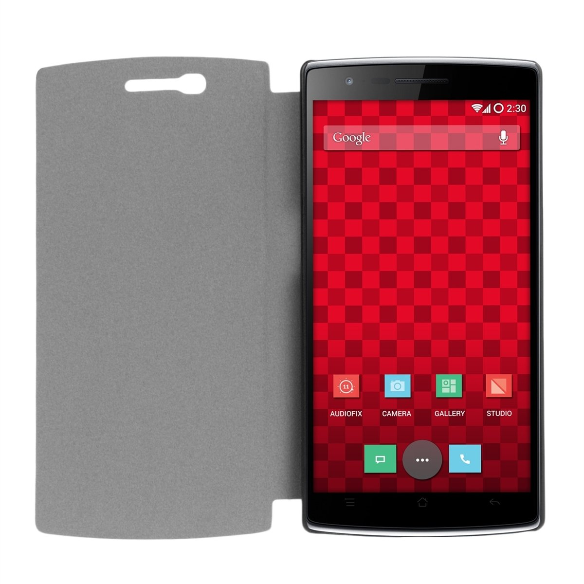 kwmobile Funda compatible con OnePlus One (5,5
